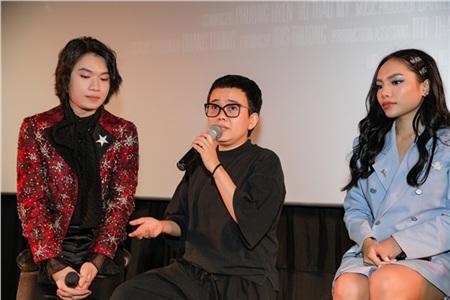 Lần hiếm hoi xuất hiện tại sự kiện, vợ chồng Khởi My - Kelvin Khánh khiến Quang Trung xúc động 6