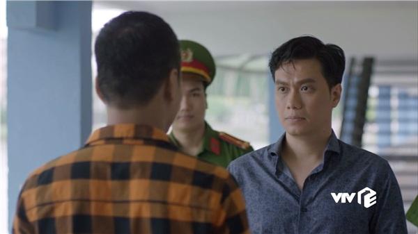 Đông Hòa bị cảnh sát bắt vềđiều tra.