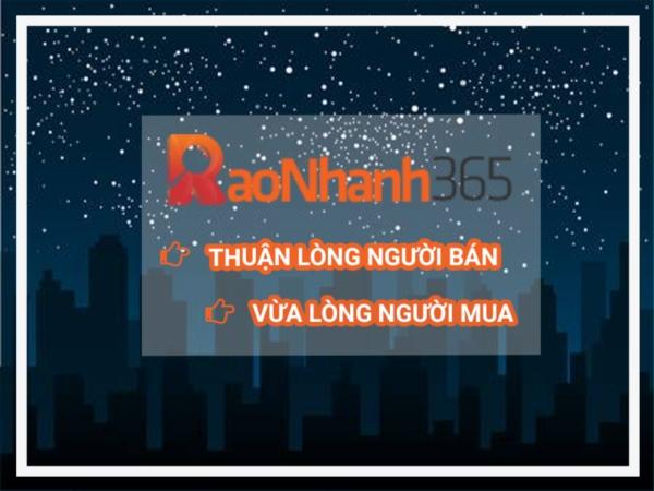Mua nhanh bán tốt chỉ có tại Raonhanh365.vn 1
