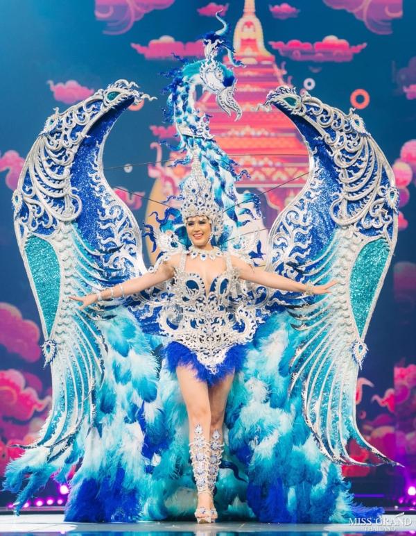 Các trang phục dân tộc của các thí sinh Miss Grand Thailand thực sự 'không phải dạng vừa'