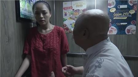 'Về nhà đi con' gây sốc: Gã đàn ông lạ chấp nhận bị phạt 200 nghìn định giở trò sàm sỡ Huệ trong thang máy 0
