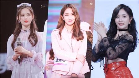 Trong đó, 3 cô gái nổi tiếng nhất nhóm phải kể đến Dương Siêu Việt, Mạnh Mỹ Kỳ và Ngô Tuyên Nghi.