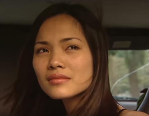 Ánh mắt ám ảnh của Kiều Thanh trong cảnh kết của nhân vật Trà.