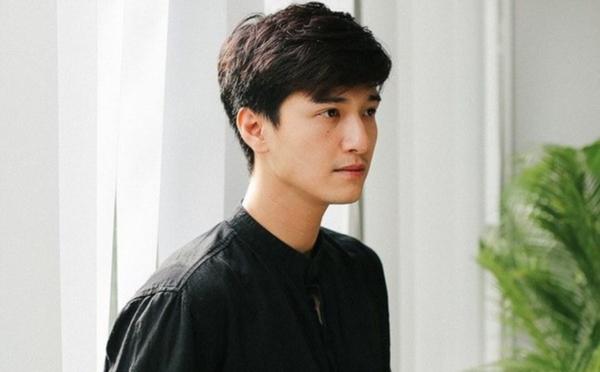 Huỳnh Anh sở hữu gương mặt điển trai