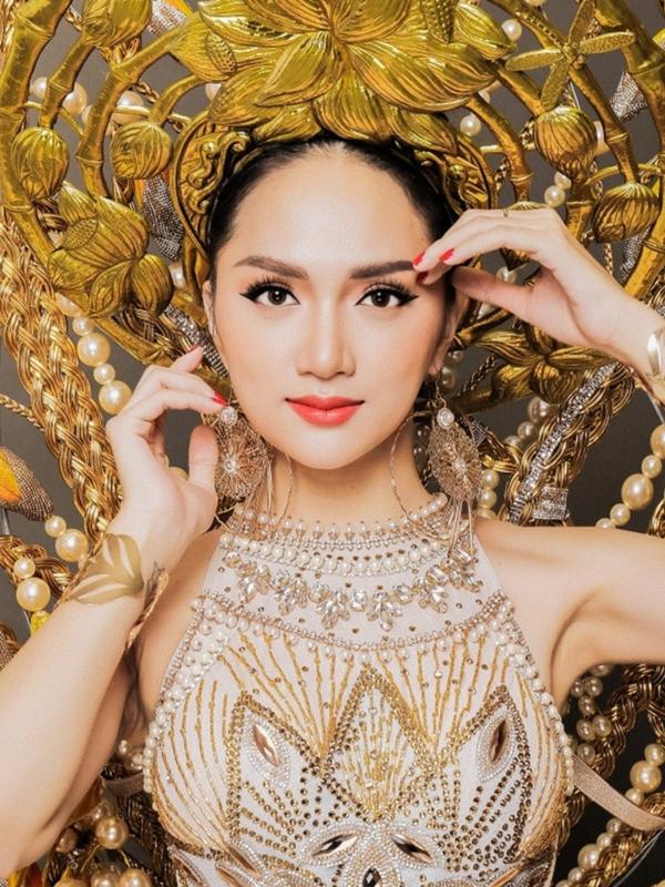 Ngay sau khi đăng quang, các nàng hậu Việt nói gì về tin đồn mua giải? 7