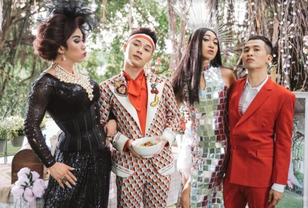 Vpop tuần qua: Trúc Nhân khiến cả showbiz 'Sáng mắt' với MV độc đáo, Chi Pu xuất hiện đầy nữ quyền đọc 'thần chú' #BIDIBADIBIDIBU 0