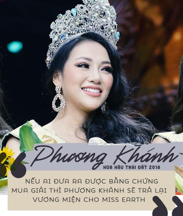 Ngay sau khi đăng quang, các nàng hậu Việt nói gì về tin đồn mua giải? 4