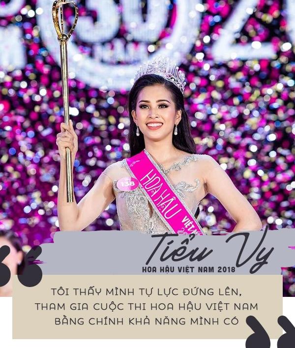 Ngay sau khi đăng quang, các nàng hậu Việt nói gì về tin đồn mua giải? 8