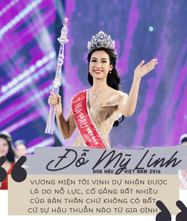 Ngay sau khi đăng quang, các nàng hậu Việt nói gì về tin đồn mua giải? 10