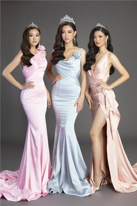 Top 3 Miss World Việt Nam 2019 'so kè' nhan sắc trong bộ ảnh mới 0