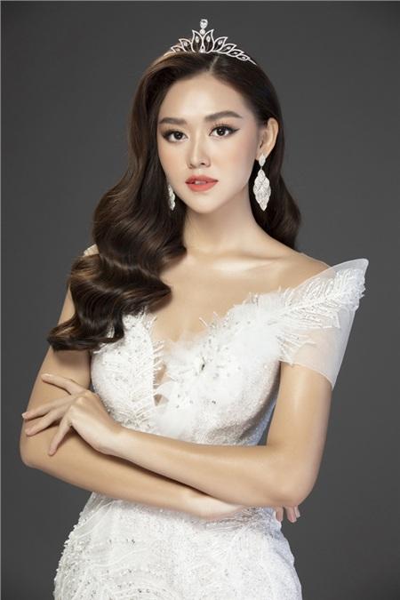 Top 3 Miss World Việt Nam 2019 'so kè' nhan sắc trong bộ ảnh mới 9