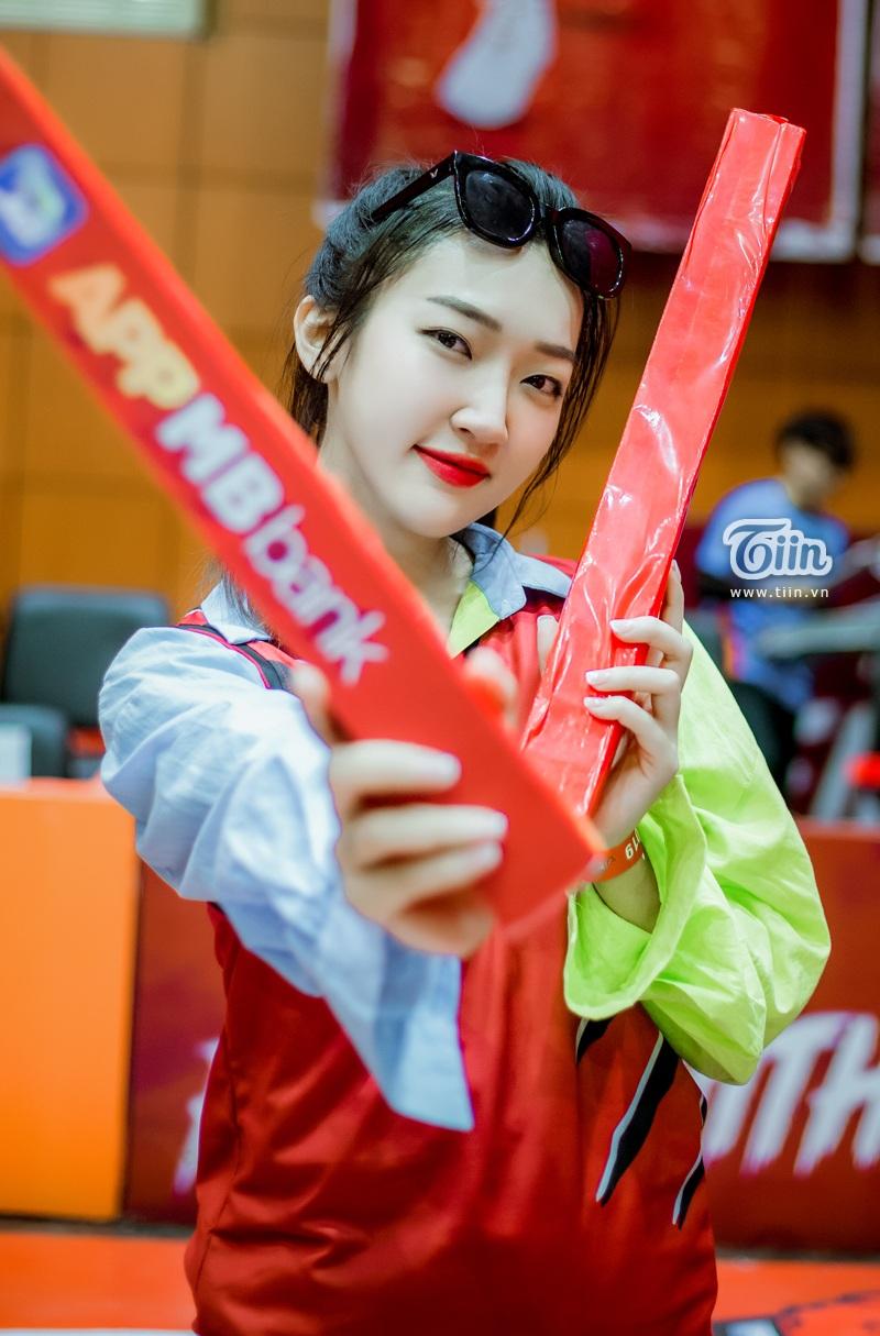Linh Sugar là fan của Thang Long Warriors