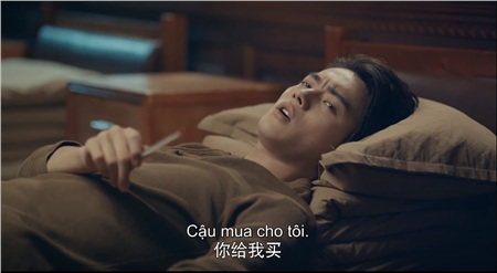 'Học viện quân sự Liệt Hỏa' tập 13-14: Hứa Khải lộ mặt biến thái, cười đắc ý khi nhìn Bạch Lộc đang tắm 0