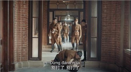 'Học viện quân sự Liệt Hỏa' tập 13-14: Hứa Khải lộ mặt biến thái, cười đắc ý khi nhìn Bạch Lộc đang tắm 3