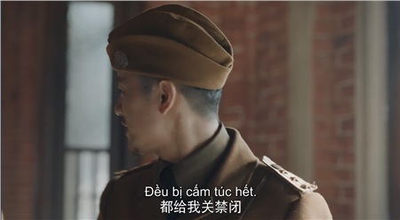 'Học viện quân sự Liệt Hỏa' tập 13-14: Hứa Khải lộ mặt biến thái, cười đắc ý khi nhìn Bạch Lộc đang tắm 4