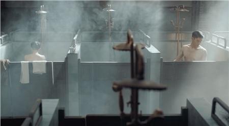 'Học viện quân sự Liệt Hỏa' tập 13-14: Hứa Khải lộ mặt biến thái, cười đắc ý khi nhìn Bạch Lộc đang tắm 9