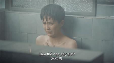 'Học viện quân sự Liệt Hỏa' tập 13-14: Hứa Khải lộ mặt biến thái, cười đắc ý khi nhìn Bạch Lộc đang tắm 10