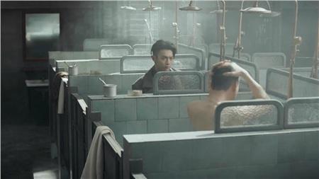 'Học viện quân sự Liệt Hỏa' tập 13-14: Hứa Khải lộ mặt biến thái, cười đắc ý khi nhìn Bạch Lộc đang tắm 11