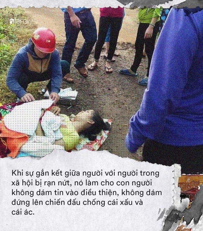 Nếu một ngày bạn gặp nạn giữa đường, như sản phụ và em bé sinh non ở Bình Phước, sẽ ra sao nếu tất cả người tốt đều đi vắng? 2