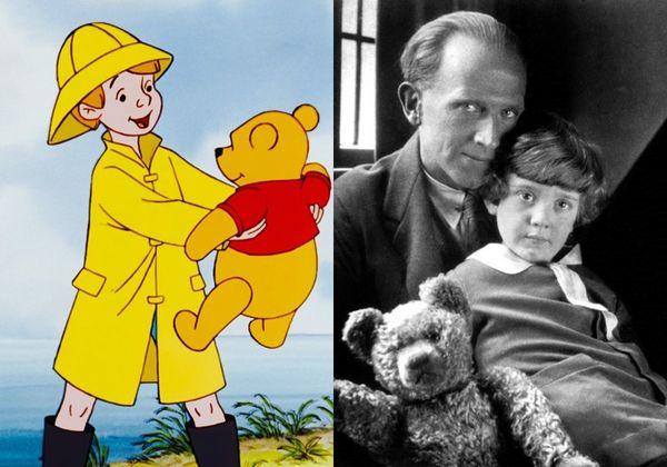 'Winnie the Pooh' cùng câu chuyện dựa trên cậu con trai nhà Milne.