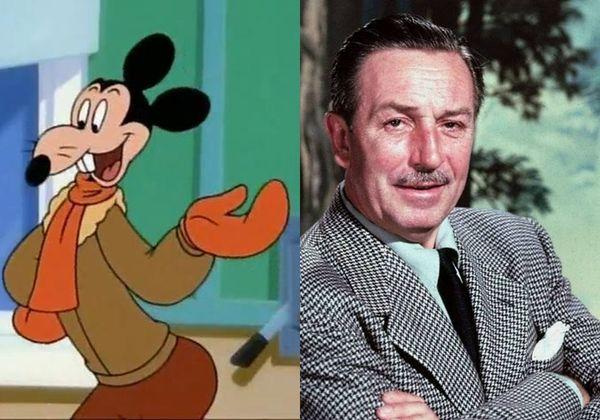 'Kẻ địch của Mickey' lại chính là hình ảnh đại diện của 'cha đẻ của Mickey' Walt Disney.