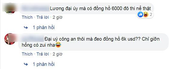 Dân mạng bức xúc vì Đại úy công an Lê Thị Hiền liên tục thóa mạ nhân viên an ninh, gọi điện 'cầu cứu' còn ăn vạ, 'khoe' đồng hồ 6000 đô 2