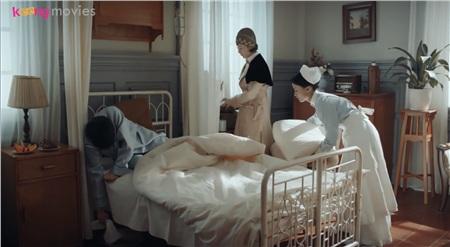 'Học viện quân sự Liệt Hỏa' tập 21-22: Hứa Khải đào hôn, vừa quay về tìm Bạch Lộc đã chứng kiến cảnh tượng bất ngờ 6