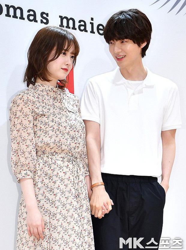 Hàng xóm tiết lộ Ahn Jae Hyun và Goo Hye Sun hiếm khi xuất hiện cùng nhau.