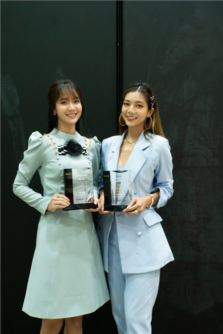 Katleen Phan Võ đọ sắc cùng 'thánh nữ Bolero' Jang Mi tại Seoul, Hàn Quốc 4