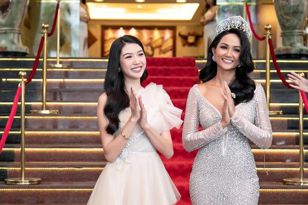 Ở thời điểm hiện tại, Thúy Vân đangđược đánh giá là thí sinh mạnh nhất nhì và có khả năng sẽ trở thành người kế nhiệm Hoa hậu H'Hen Niê.