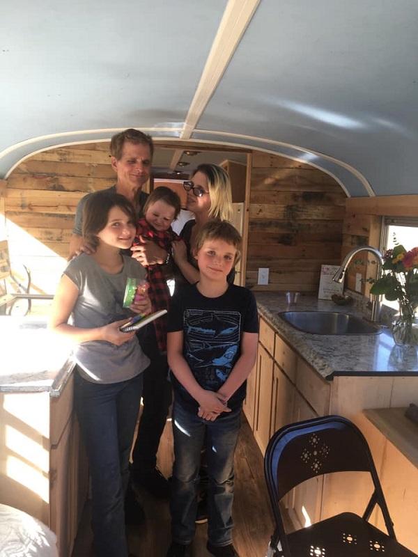 Gia đình nhà Flood