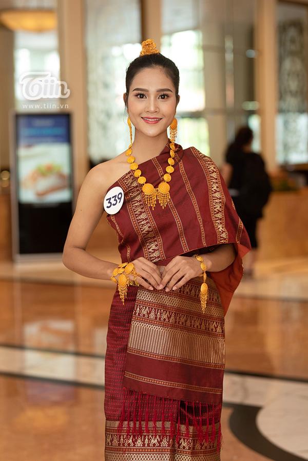 Thí sinh Un Thị Loi (SBD; 339) đến từ Quảng Nam là gương mặt mới nhận được đông đảo sự chú ý từ truyền thông trong buổi sơ khảo sáng nay tại khu vực phía Bắc.