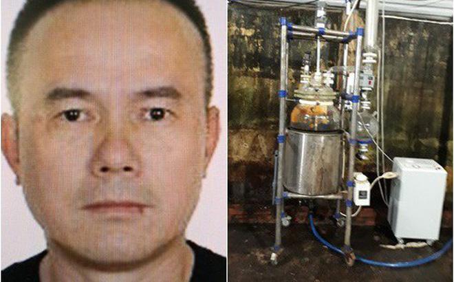 Sốc với lý lịch ông trùm xưởng sản xuất ma túy người TQ mới bị bắt tại VN: Tiền án chung thân, bị trấn áp tại TQ 0