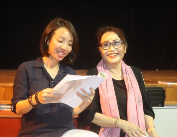 'Chị Mười Ba' Thu Trang nói gì trước những tranh cãi khi tham gia vở tuồng 'Dương Quý Phi'? 4