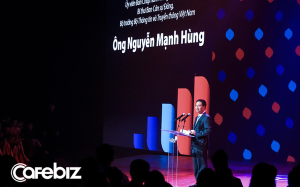 Bộ trưởng TTTT Nguyễn Mạnh Hùng nói về MXH Lotus: Rồi những startup sẽ thay thế những gã khổng lồ, các startup Việt nên có niềm tin này để khởi nghiệp 0