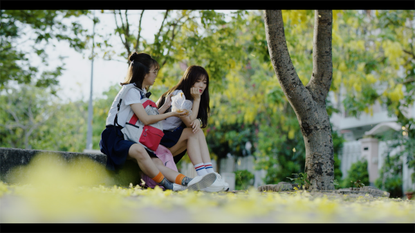 'Thầy giáo' Đỗ An khoe giọng hát ngọt ngào cùng Han Sara trong OST Siêu quậy có bầu 2