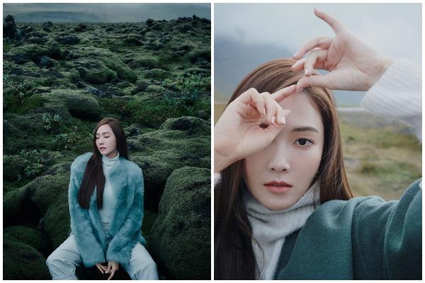 Loạt ảnh mang tông màu lạnh cùng với thần thái chuẩn tiểu thư con nhà giàu của Jessica ngay lập tức nhận được 'cơn mưa' lời khen của cộng đồng mạng.