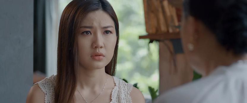 'Hoa hồng trên ngực trái' tập 13: Khuê tha thiết mong Thái hoãn ly hôn đến khi các con trưởng thành 7