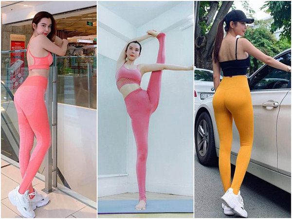 Ngắm phong cách thời trang từ 'ngoan hiền' đến cực sexy của Hoa hậu Huỳnh Vy 5