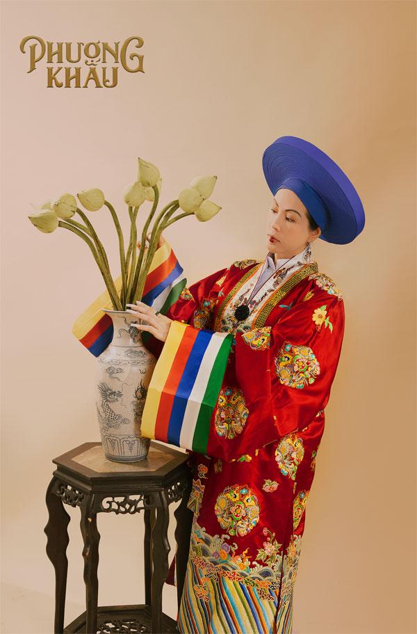 Hé lộ 'trùm cuối' của Phượng Khấu do Hoa hậu Quý bà Thu Hoài thủ vai 0