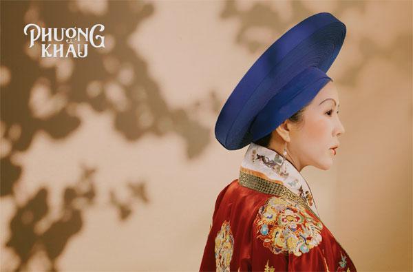 Hé lộ 'trùm cuối' của Phượng Khấu do Hoa hậu Quý bà Thu Hoài thủ vai 2