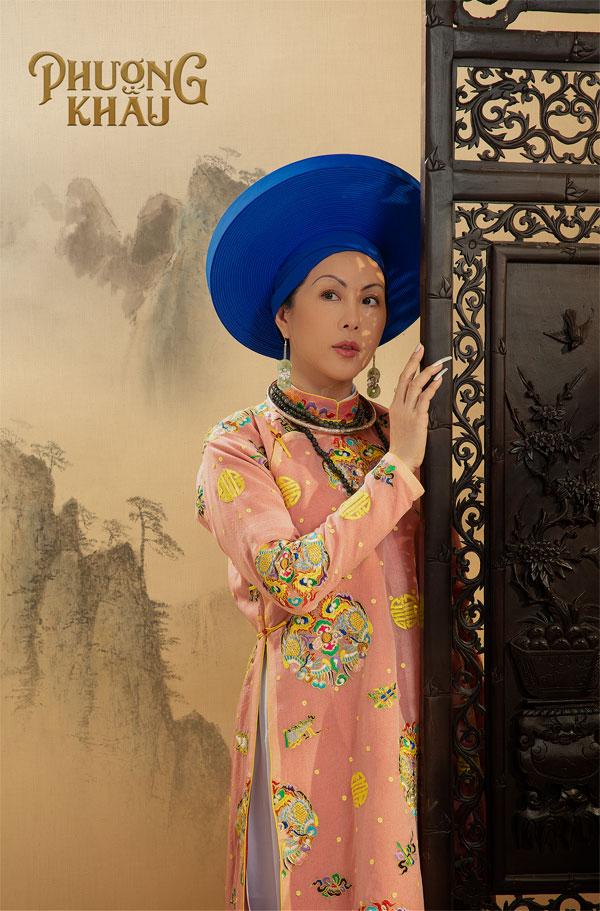 Hé lộ 'trùm cuối' của Phượng Khấu do Hoa hậu Quý bà Thu Hoài thủ vai 4