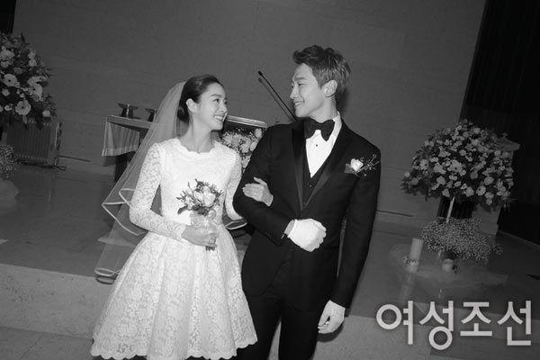 Kim Tae Hee - Bi Rain.