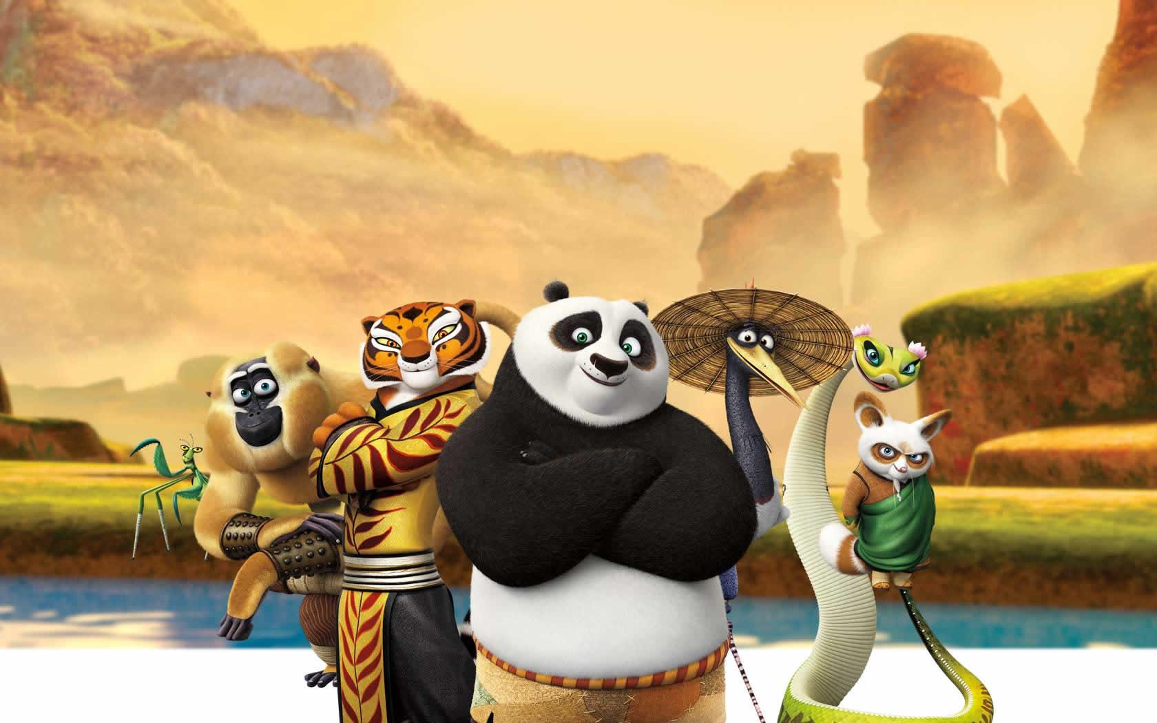 Cùng trở về tuổi thơ với những người bạn động vật hoạt hình đáng yêu 4
