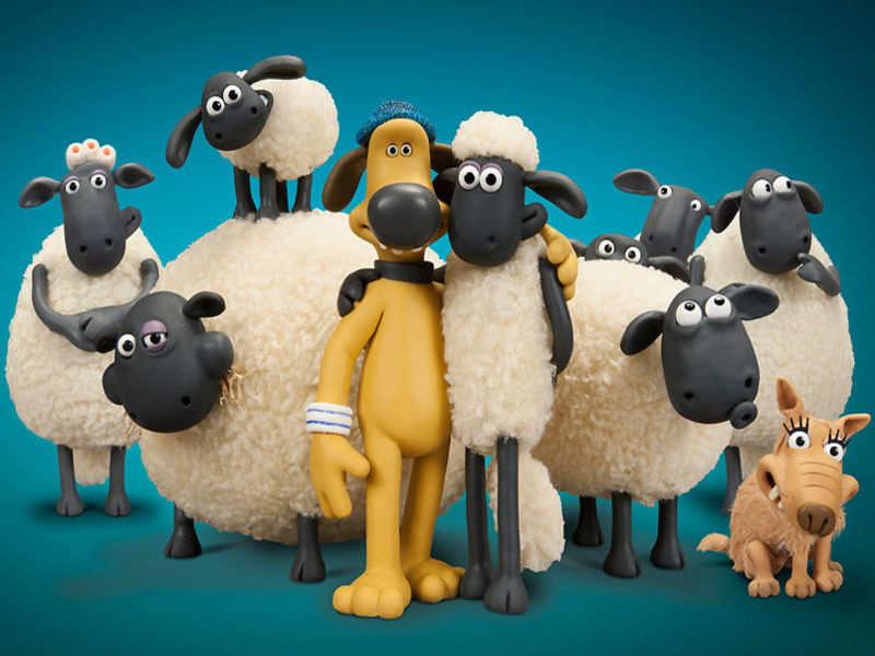 Cùng trở về tuổi thơ với những người bạn động vật hoạt hình đáng yêu 7