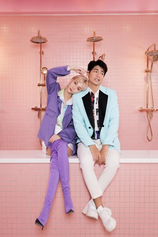 'Đội hồng' MLee - Quốc Anh tung clip 'nhá hàng', dự báo một MV siêu lãng mạn hậu 'Cuộc đua kỳ thú' 0