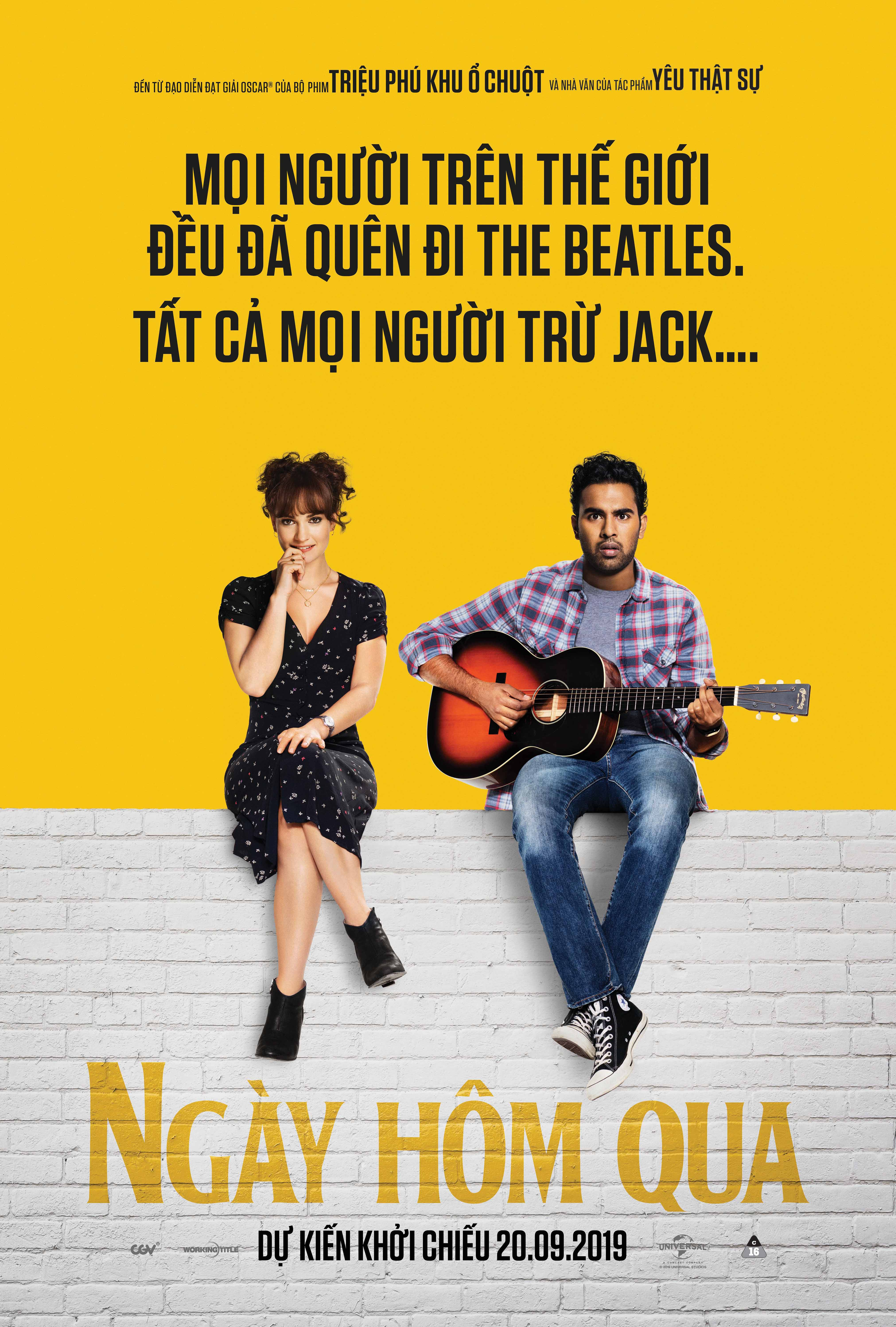 Chìm đắm trong những bản hit bất hủ của nhóm nhạc huyền thoại The Beatles với 'Ngày Hôm Qua' 3