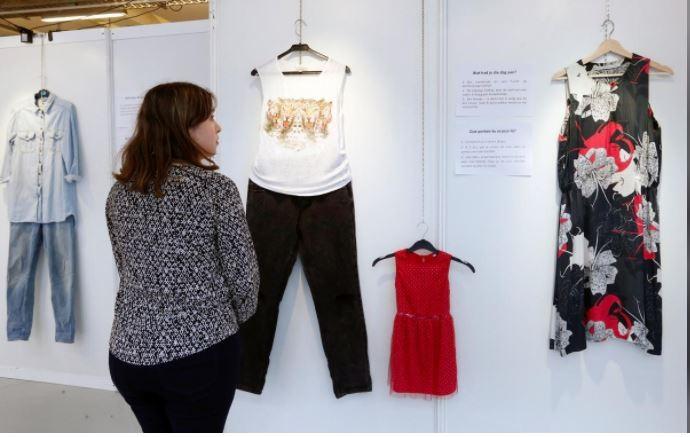 Bỉ mở triển lãm những trang phục của nạn nhân hiếp dâm để chứng minh việc ăn mặc không là nguyên nhân khiến phụ nữ bị cưỡng bức 3