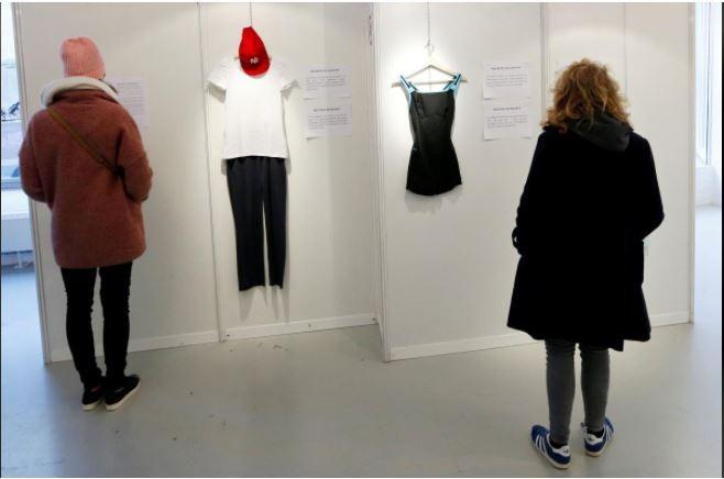Bỉ mở triển lãm những trang phục của nạn nhân hiếp dâm để chứng minh việc ăn mặc không là nguyên nhân khiến phụ nữ bị cưỡng bức 4