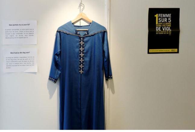 Bỉ mở triển lãm những trang phục của nạn nhân hiếp dâm để chứng minh việc ăn mặc không là nguyên nhân khiến phụ nữ bị cưỡng bức 5